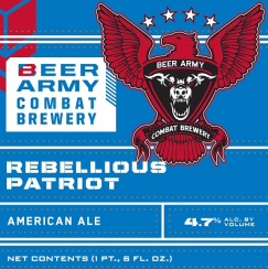 beer army patriot